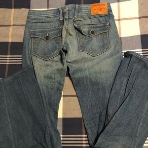 True religion Joey jeans sz 25